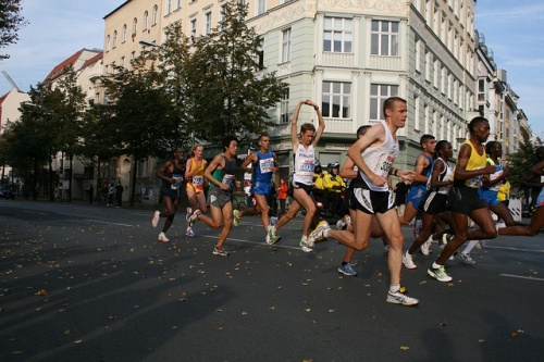 Berlin Marathon 2021 Absage